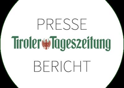 Bericht Tiroler Tageszeitung